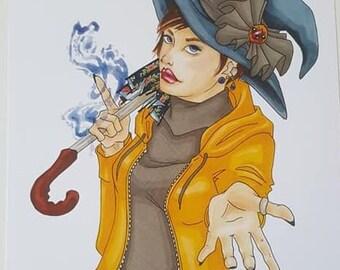 Rain Witch