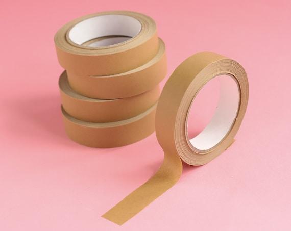 25mm Kraft Paper Parcel Tape