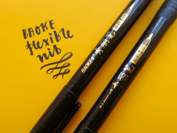 Baoke Fine Calligraphy Pen