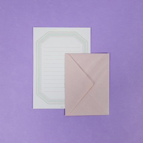 Midori Letterpress Writing Kit