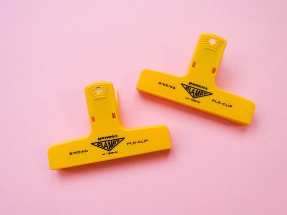 Penco Yellow - Clampy Pla - Clip