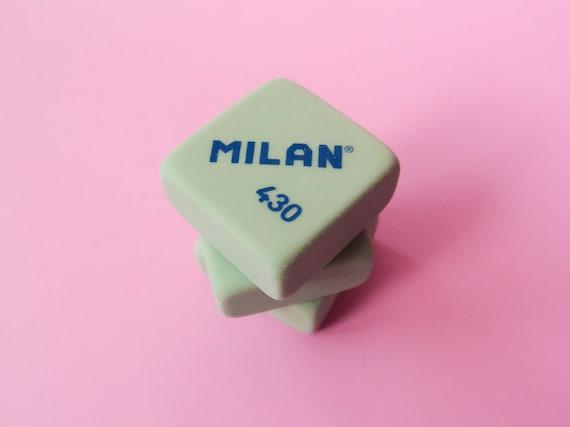Milan 430 Eraser - Spanish Breadcrumb Eraser - Soft Rubber - Bullet Journal Supplies