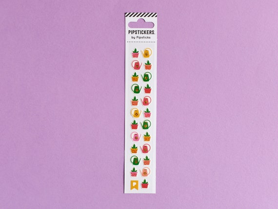 Pipstickers - Mini Garden Journal Stickers