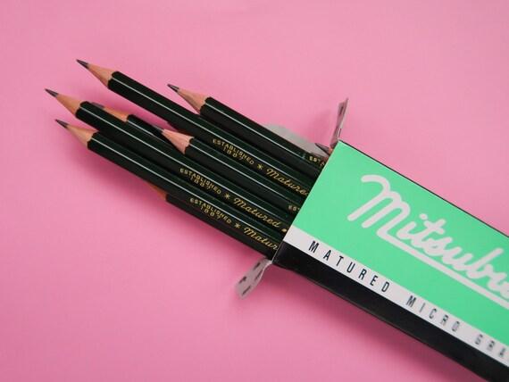 Mitsubishi 9800 Pencil - 2B