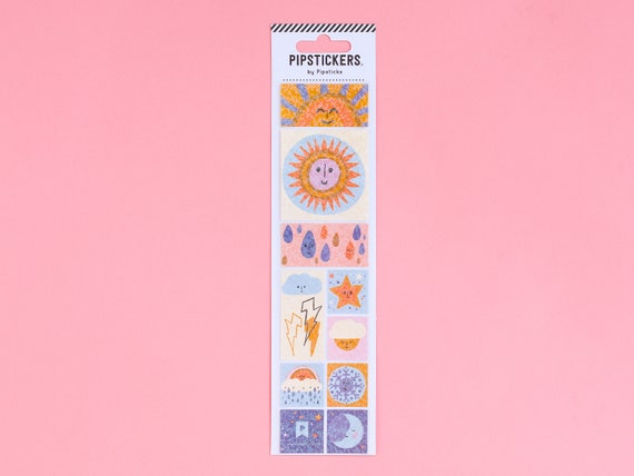 Pipstickers - Weather or Not Stickers