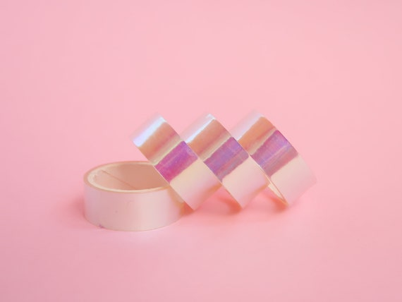 Holographic White Tape