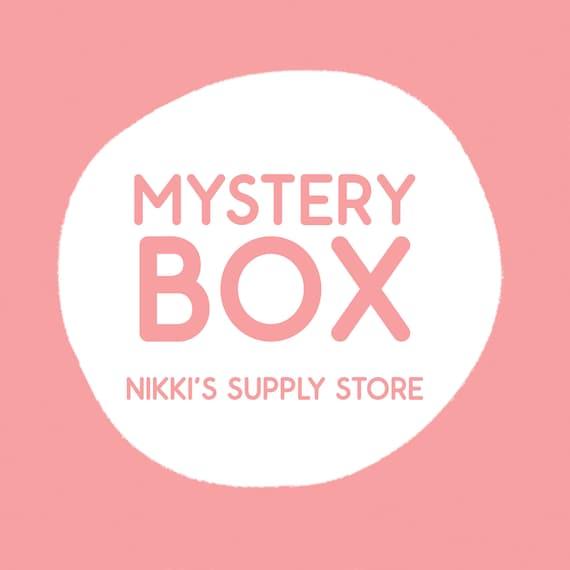 Mystery Stationery Box