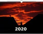 Calendar 2020 45 x 30 cm DinA3