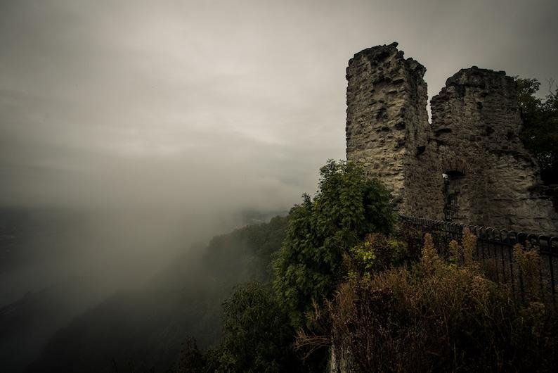 Dragon Rock Landscape Photo printing on Alu-Dibond image 0