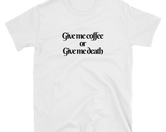 Coffee is a Necessity