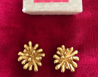 Christian Lacroix vintage earrings