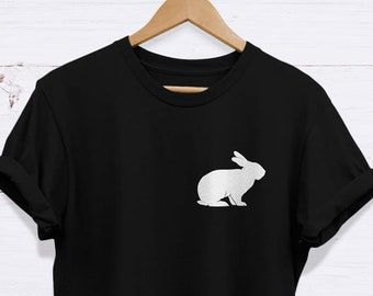 7832b710f88 Cute Rabbit T-Shirt