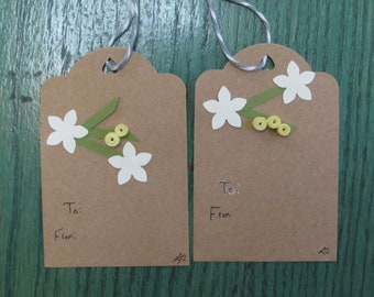 Green Vines Tags
