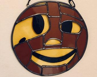 WWE's Mankind mask