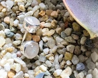 Sterling Silver Breastmilk Earrings