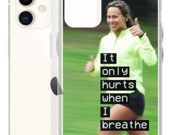Funny Runner Cell Phone Case, Exercise Fitness Junkie, Sarcastic iPhone 11 Galaxy s10 Covers
