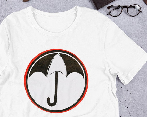 The Umbrella Academy T shirt, Unisex Fit, Graphic TUA, Multiple Color Shirts, Cute Tees XS to 4XL Plus