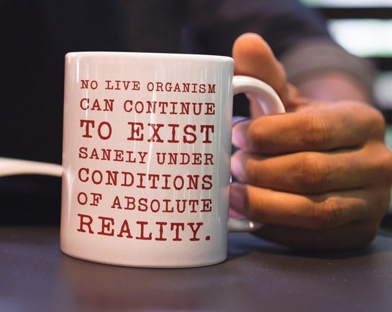 Creepy Quote Coffee Mug, Haunting of Hill House Netflix Series, Shirley Jackson, Horror Home Decor
