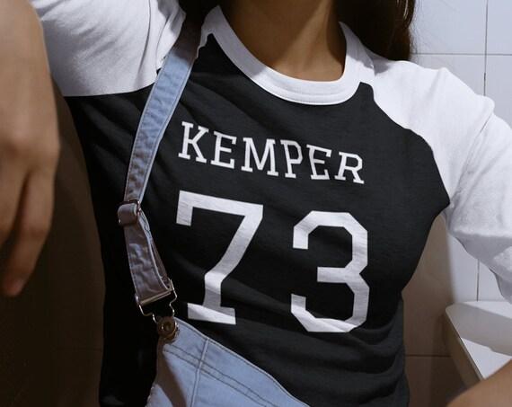 Edmund Kemper shirt, Big Ed Serial Killer, 1973 Criminal, Mindhunter FBI Profile Informant