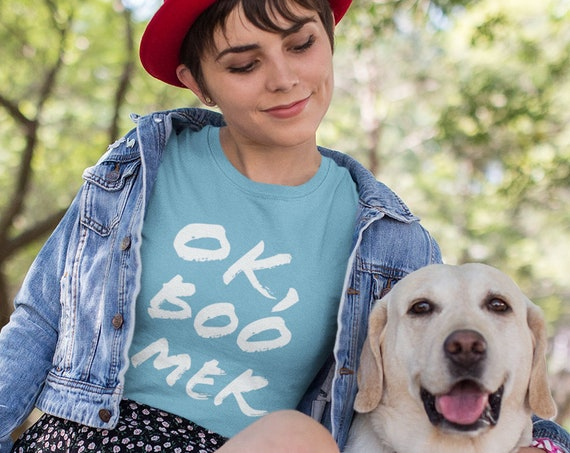 OK Boomer T Shirt, Soft Unisex Fit, Funny Quote Shirts, Cool Unique Colors