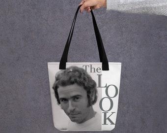 Custom Ted Bundy Tote bag
