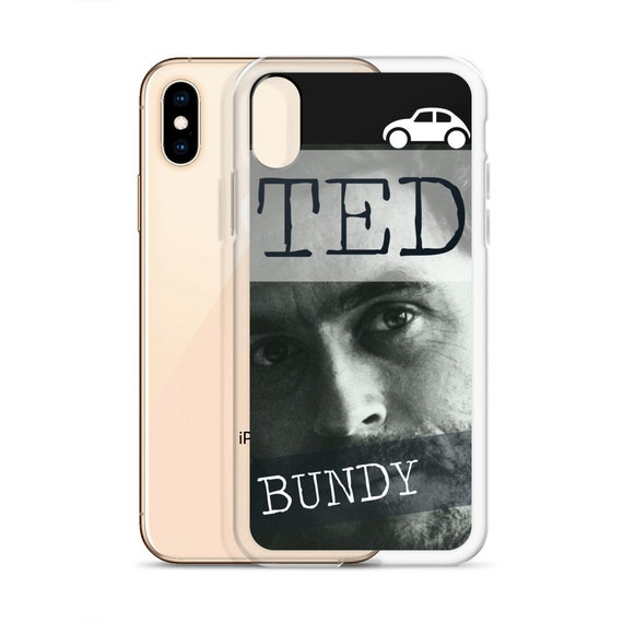 Ted Bundy iPhone Case, Serial Killer Phone, Horror True Crime Cell Cover, Galaxy S10
