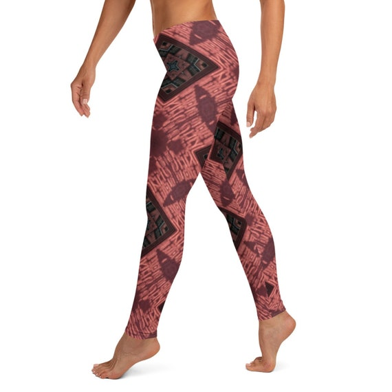 Sexy Footless Tights, Unique Festival Leggings, Active Apparel for Women, Fun Prints
