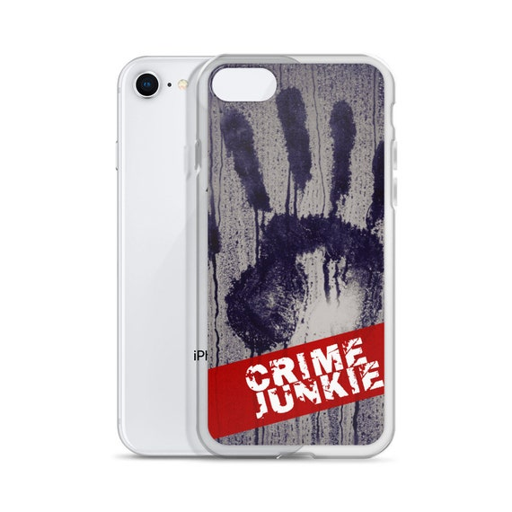 Crime Junkie Phone Case, iPhone 11 Samsung S10, True Crime My Favorite Murder Phones