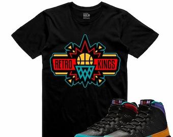 09ed850ef7cb61 Air Jordan IX 9 Dream it Do it Flight Nostalgia RK SLAM Retro Sneaker T  Shirt Sneakerhead Tee