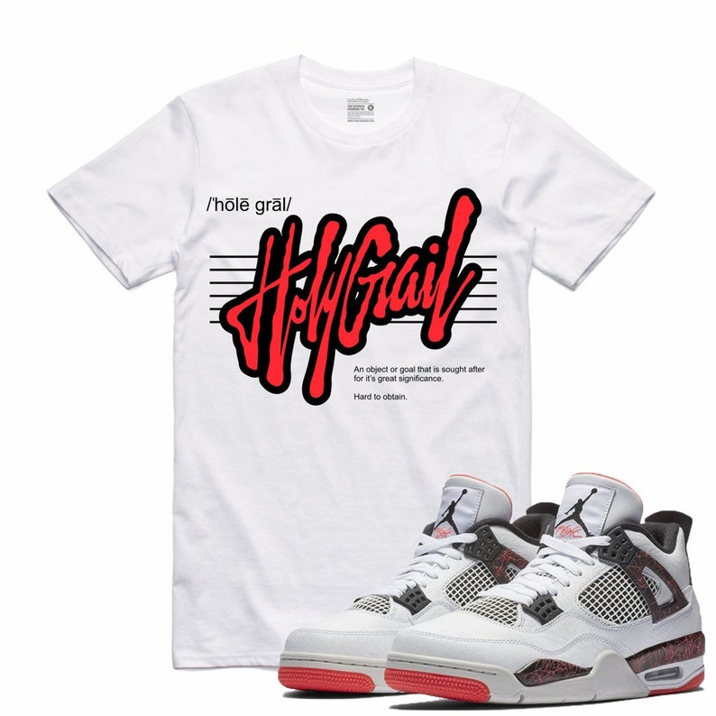 new concept 2caae 19921 Magma Air Jordan 4 Hot Lava T Shirt Flight Nostalgia Retro   Etsy