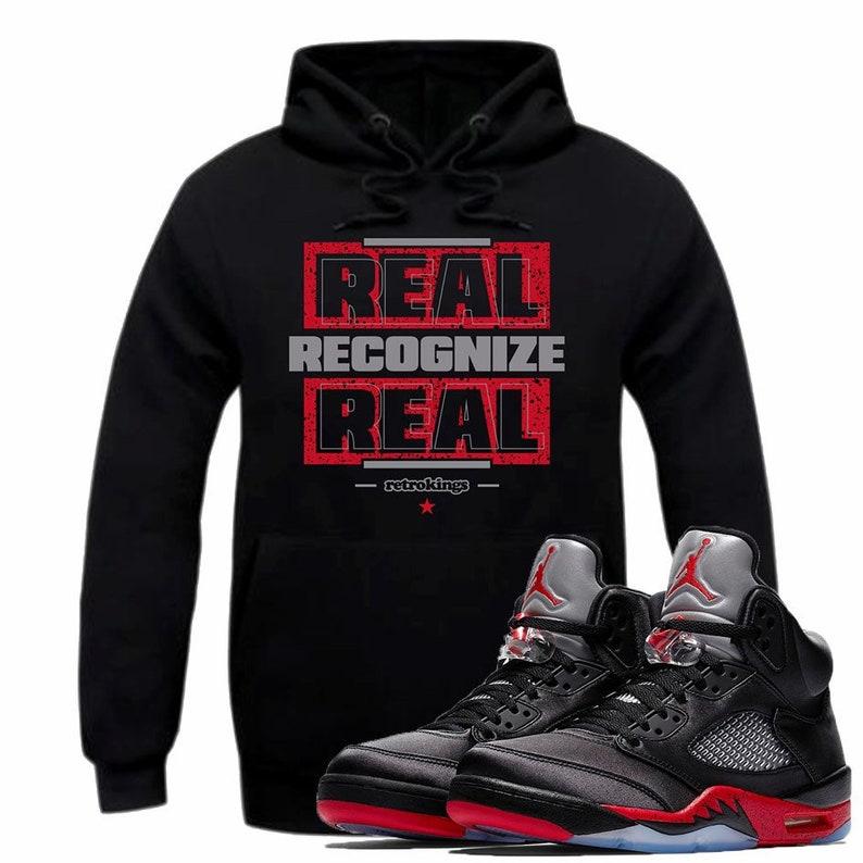 2fc3f0592e13 Tee Shirt to Match Retro Air Jordan Bred 13 Shoe Take Flight Graphic T  Shirt Shirts ...