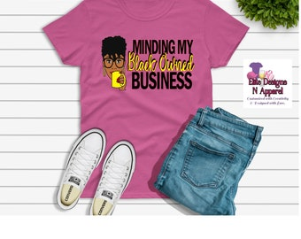 16dd0405ad8864 Minding My Black Owned Business