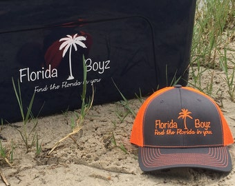 885e2982d9fb5 Florida Boyz Trucker Hat