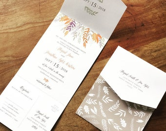 Seal and send etsy all in one wedding invitation seal and send filmwisefo