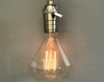 40W Z110 Retro Vintage Edison Filament Incandescent Light Lamp Bulb 220V
