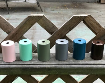 Flat Top Edison Socket Covers