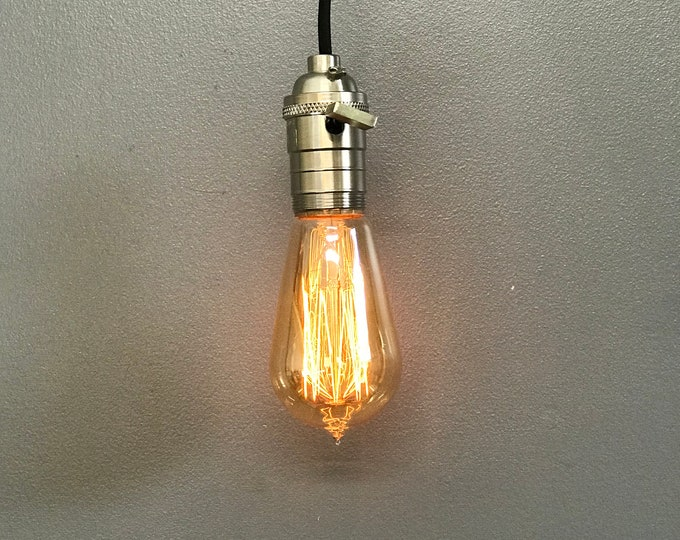 40W Vintage Edison Filament Incandescent Light Lamp Bulb 220V