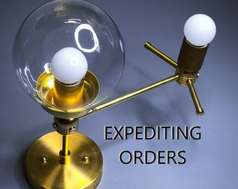 Rush Build & Expedited Shipping