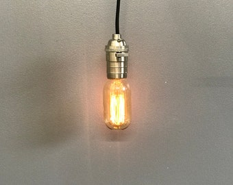 40W T45 Retro Vintage Edison Filament Incandescent Light Lamp Bulb 220V