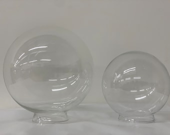 Increase Globe Size From 6Inch to 8 Inch