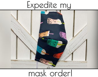 Mask Expedited Shipping