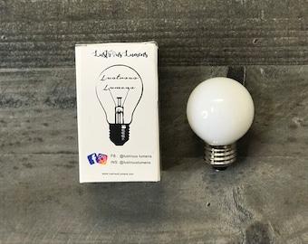 G16 LED 4.5W E26 Dimmable Medium Base Bulb