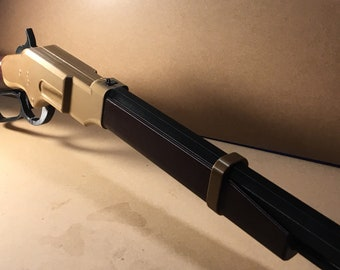 f6557430f6f Lancaster Repeater Replica   Based On RDR2   Red Dead Redemption 2 Cosplay    Rifle Gun Cowboy   John Martson Costume