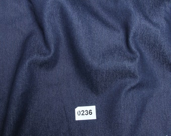 Denim Fabric | Stretch Denim | Apparel and Upholstery | Jeans | Lightweight | By the yard