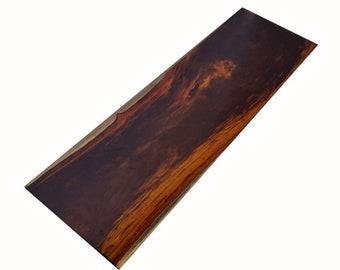 3e19d424950 Live Edge Cocobolo Rosewood Slab Table Top