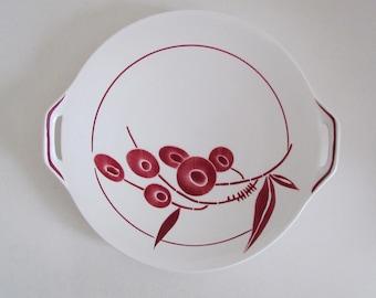 Dish ceramic pie Pexonne model Ciboure