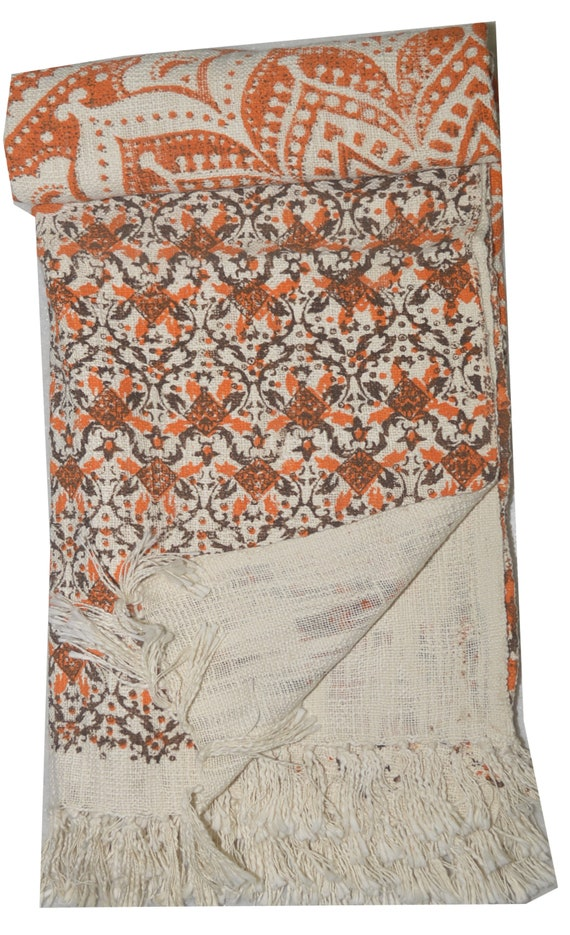 Mandala Indian Rugs Ethnic Home Decor Dariya Runner Carpet Etsy
