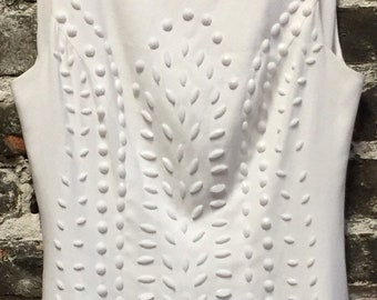 Keepsake the Label White Sequin Dress, Size XS.