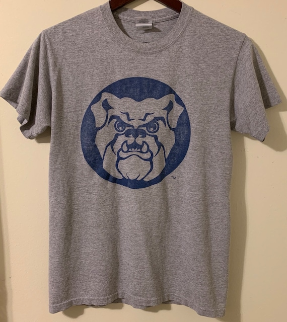 Vintage Butler Indiana Bulldogs Beware of Dawg Super Soft & Thin T-Shirt S