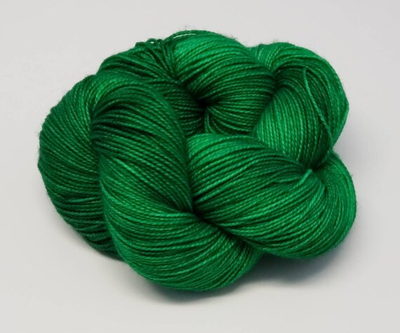 Hand Dyed Yarn/Superwash merino/nylon/Sock Yarn/Oz- DYED TO ORDER